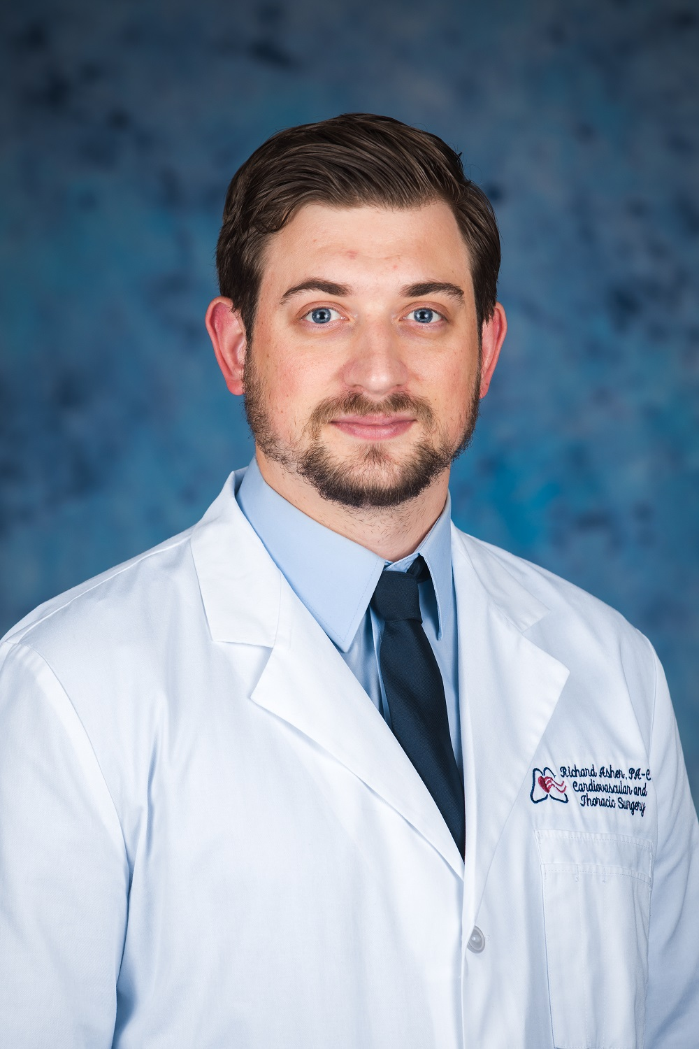 Richard Asher, PA-C of East Tennessee Cardiovascular Surgery Group